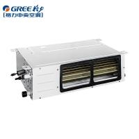 格力(GREE)厨房专用中央空调1.5匹 风管机嵌入式空调 双出风口防油烟 定点送风 包安装6年质保FG3.5/CF