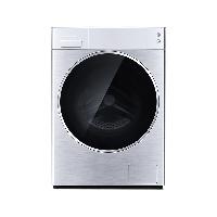 松下(Panasonic)滚筒洗衣机全自动10公斤 常温双重除菌不伤衣 变频三维立体洗XQG100-L166