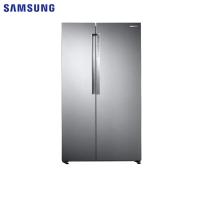 三星 SAMSUNG 638升对开门电冰箱风冷无霜家用智能变频节能静音梦幻银 RS62K6130S8/SC(线下同款)