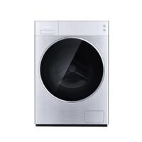 松下(Panasonic)XQG100-L166 松下LVCA私人订制10公斤 轻奢外观光动银除菌滚筒洗衣机