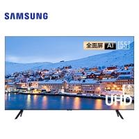 三星(SAMSUNG)55英寸 TU8000 4K超高清 全面屏 HDR画质增强 教育资源智能液晶电视机UA55TU8000JXXZ