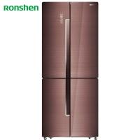 容声(Ronshen)451升十字对开门冰箱 风冷无霜多门冰箱 BCD-451WRK1FPG(线下同款)