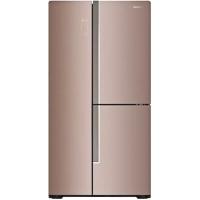 容声(Ronshen)558升T型对开门多门冰箱变频三门家用电冰箱BCD-558WKS1HPG(线下同款)