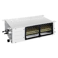 格力(GREE)厨房中央空调1匹 一拖一风管机嵌入式空调 双出风口防油烟 6年整机质保 FG2.6/CFNa