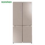 容声(Ronshen)550升十字对开门家用冰箱金色 BCD-550WKK1FPGA(线下同款)