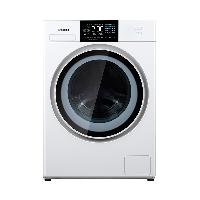 松下(Panasonic)洗衣机全自动10公斤 滚筒洗衣机 光动银常温除菌  全新N5系列XQG100-NA5E