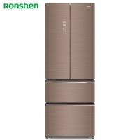 容声(Ronshen) 458升法式多门磨砂玻璃变频无霜冰箱 BCD-458WKM1MPGA(线下同款)