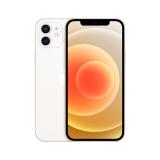 Apple iPhone 12 (A2404) 128GB 白色 支持移动联通电信5G 双卡双待手机