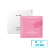 唯优加 玫瑰珍珠透亮面膜,25ml*7片/盒