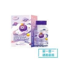 科丽眸蓝莓DHA藻油叶黄素酯凝胶糖果,0.8g*60粒/盒