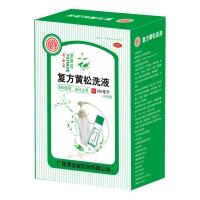 复方黄松洗液,280ml(带冲洗器)